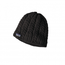 Patagonia Cable Beanie Women - Black