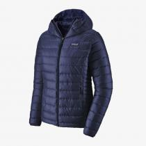 Patagonia Down Sweater Hoody Women - Classic Navy