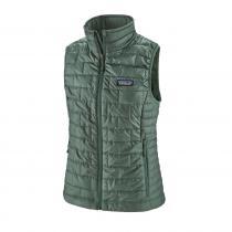 Patagonia Nano Puff Vest Women - Regen Green