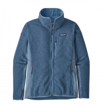Patagonia Performance Better Sweater W Giacca - Woolly Blue