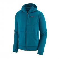 Patagonia R1 Full-Zip Hoody - Balkan Blue