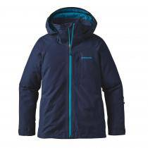 Patagonia Insulated Powder Bowl Veste Femme - Navy Blue