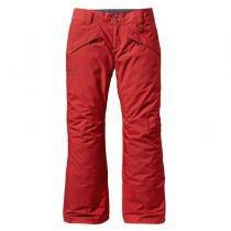 Patagonia Insulated Snowbelle Pantalon Femme - Rouge Cochineal