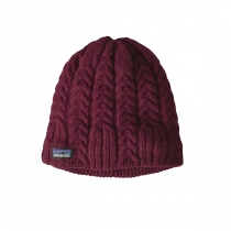 Patagonia Cable Beanie Women - Light Balsamic