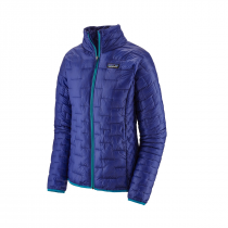 Patagonia Micro Puff Giacca Donna - Cobalt Blue