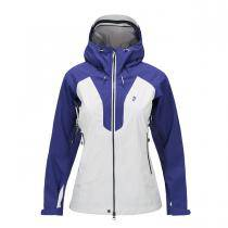 Peak Performance Tour Jacket Women - Deep Violet