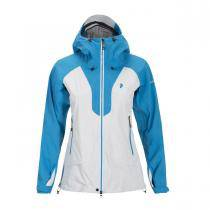 Peak Performance Tour Jacket Women - Mosaic Blue