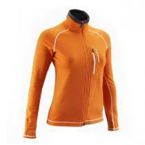 Peak Performance Heli Mid Jacket Women - Orange