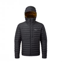 Rab Microlight Alpine Jacket - Beluga / Dijon