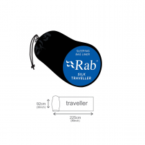 Rab Traveller Silk Liner