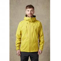 Rab Downpour Alpine Jacket - Sulphur