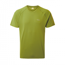 T-Shirt Rab Force - Aspen Green