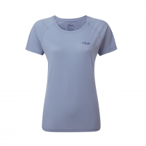Rab Pulse SS Tee Women - Thistle