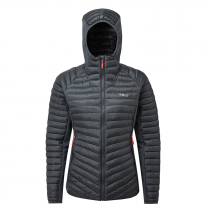 Rab Cirrus Flex Hoody Women Steel