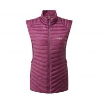 Rab Cirrus Flex Vest Women - Berry