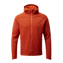 Rab Nucleus Hoody - Red Clay