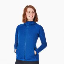 Polaire Femme Rab Nucleus - Bleu Blueprint - 1