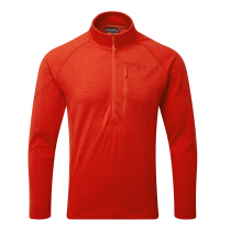 Rab Nucleus Pull on - Red Clay