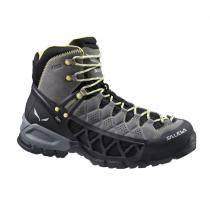 Salewa Alp Flow Mid Gore-tex Men - Smoke/Yellow