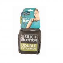 Sea To Summit Premium Blended Silk + Cotton Travel Liner