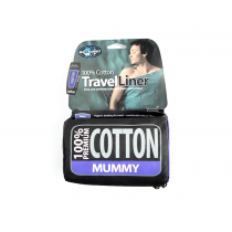 Sea to Summit Premium Cotton Travel Liner Mummy