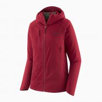 Patagonia Upstride Women Jacket - Roamer Red