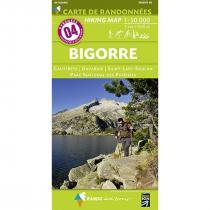 IGN Carte de Randonnées 1:50000 Pyrénées - 2