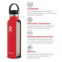 Hydro Flask Standard Mouth With Standard Flex Cap - 7