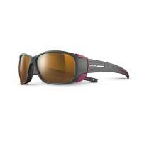 julbo Monterosa - Reactiv Photocromic Cameleon - Gray/Burgundy