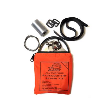 22 Designs Universal Backcountry Repair Kit