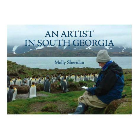 Un artiste en Géorgie du sud