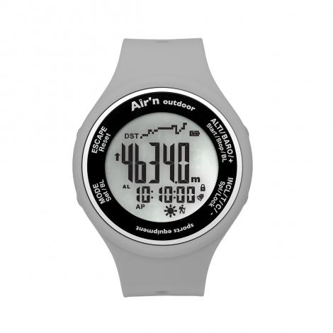 Air'n Outdoor Granita Orlogio / Altimetro - Grey Smoke Positive