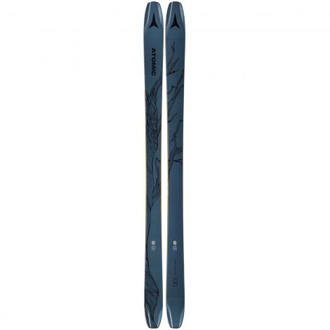 Atomic Bent Chetler 100 Ski + Alpine Binding Packs