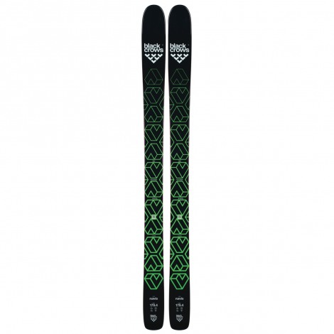 Black Crows Navis Ski 2019 Alpine Touring Ski & Binding Package