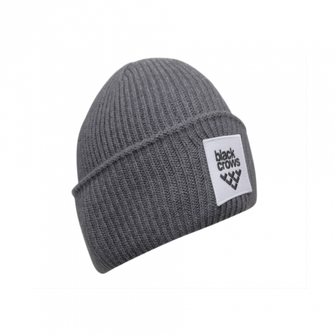 Bonnet Black Crows Mori - Gris