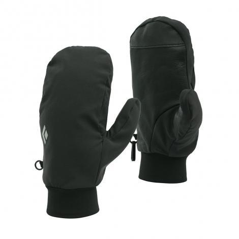 Black Diamond Midweight Softshell Muffole - Smoke