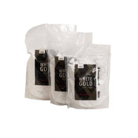 Black Diamond White Gold Loose Chalk 200 g