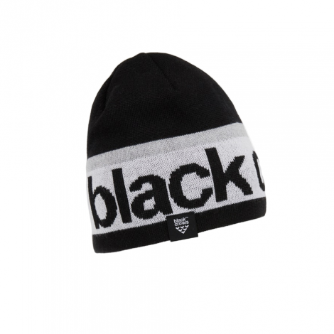 Bonnet Black Crows Calva Logo - Noir