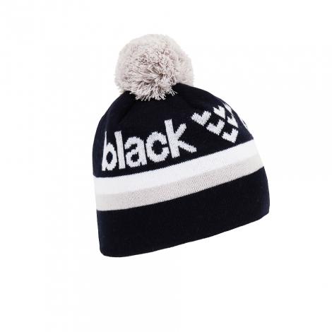 Bonnet Black Crows Nomen - Bleu Dark/Blanc/Gris