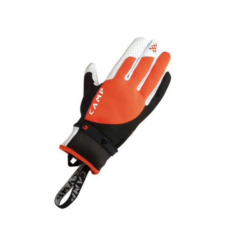 Camp G Comp Racing Gants De Ski - Noir/Orange