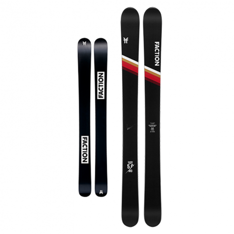 Faction Candide 5.0 Ski + Alpine Binding Packs