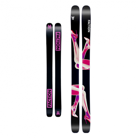 Faction Prodigy 4.0 Ski + Alpine Binding Packs