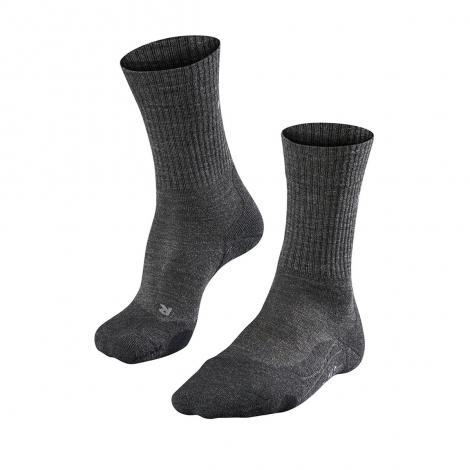 Chaussette Falke TK2 Wool - Gris Smog