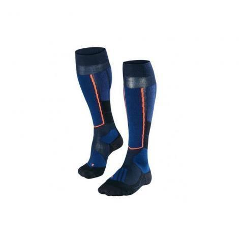 Calzini da sci alpinismo donna Falke ST4 - Marine