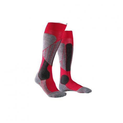 Falke Skiing SK 4 Pro Race Donna - Rosso