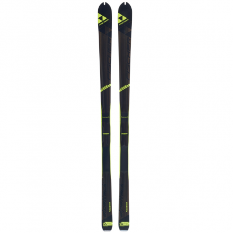 Fischer Alpattack Ski + AT Binding Packages