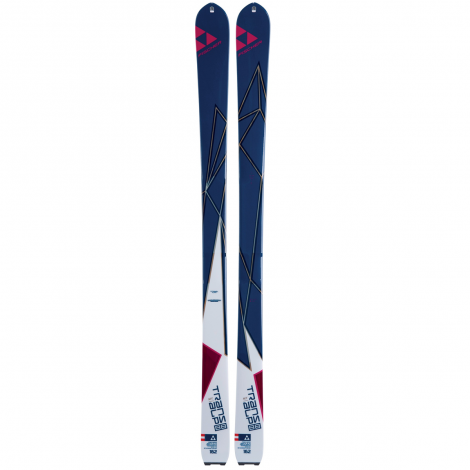 Fischer My Transalp 88 Ski + Fixations Rando
