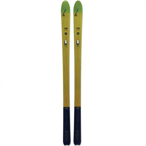 Fischer Sbound 112 Crown / Skin Ski + Fixations Randonnée Nordique