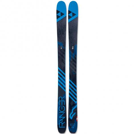 Fischer Ranger 102 FR Ski + Alpine Binding Packs