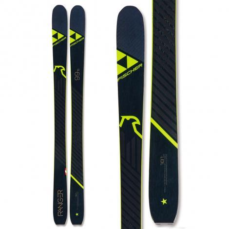 Fischer Ranger 99 Ti Ski 2021
